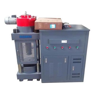 双鑫 电动丝杠压力试验机 200吨全自动压力机  DYE-2000S