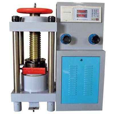 双鑫 100吨数显式压力试验机 DYE-1000