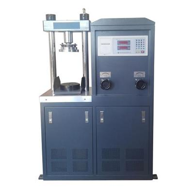 双鑫 30吨数显式压力试验机 DYE-300