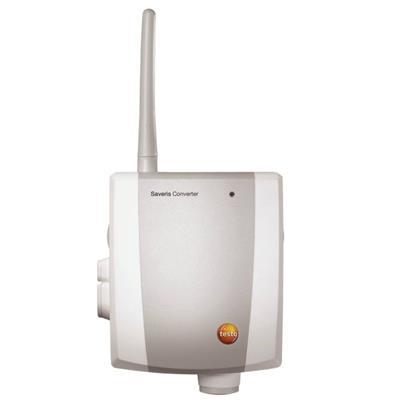 德国德图TESTO 无线传输介质转为以太网 testo Saveris 转换器V2.0 - 订货号  0572 0218