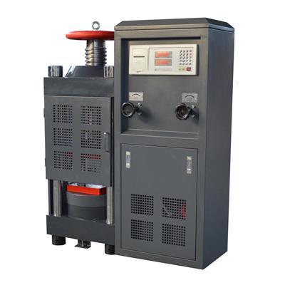 双鑫 200吨数显式压力试验机 混凝土压力试验机 DYE-2000
