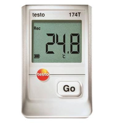 德国德图TESTO 迷你型温度记录仪套装 testo 174 T 套装 - 订货号  0572 0561