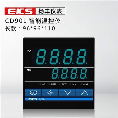 扬丰仪表 智能温控仪CD901PID调节万能输入 温控仪表