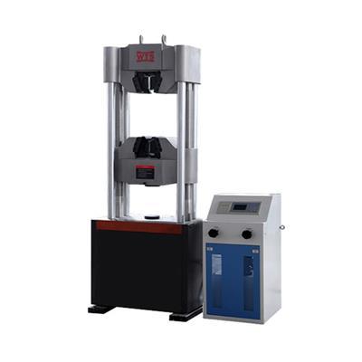 文腾试验 液晶显示液压万能试验机 0.5级精度 WAW-E