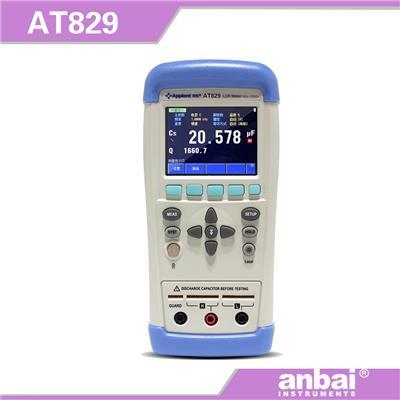 安柏anbai 安柏正品AT827/AT828/AT829 手持LCR数字电桥