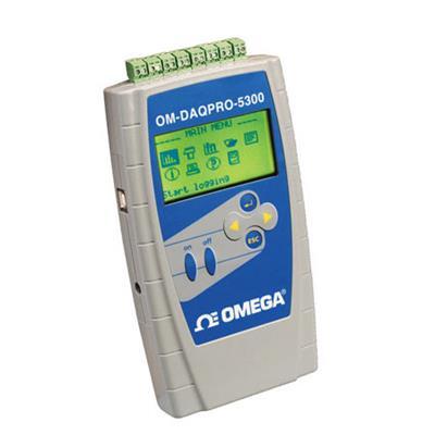 美国omega OMEGA 便携手持式数据记录器 OM-DAQPRO-5300-UNIV