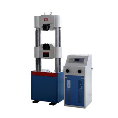 文腾试验 液晶显示液压万能试验机 0.5级标准试验机 WAW-D
