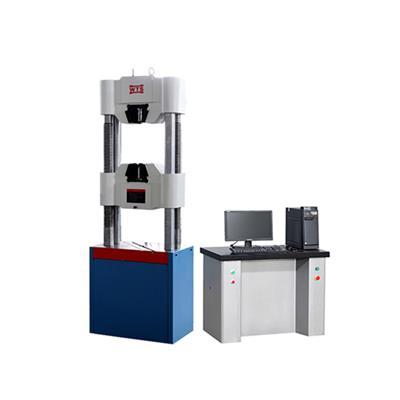 文腾试验 100吨液压万能试验机 微机控制 液晶数显WAW-E