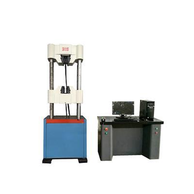 文腾试验 微机控制电液伺服液压万能试验机(四立柱) WAW-E