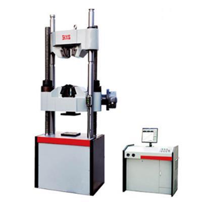文腾试验 0.5级蜗轮蜗杆 微机控制液压万能试验机(液压试验机) WAW-C