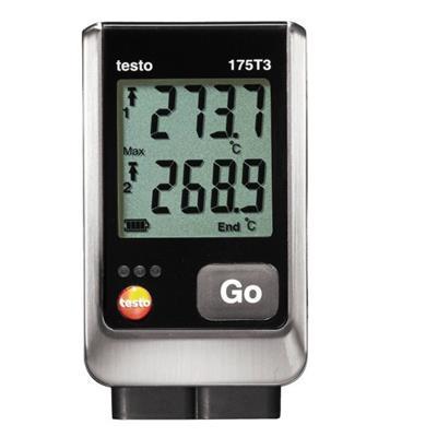 德国德图TESTO 温度记录仪 testo 175 T3 - 订货号  0572 1753