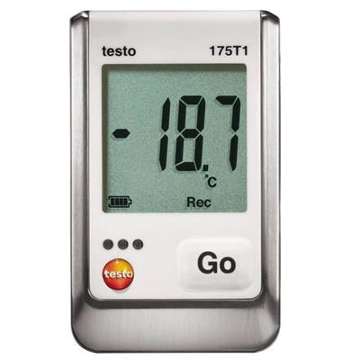 德国德图TESTO 温度记录仪套装 testo 175 T1 套装 - 订货号  0572 1750