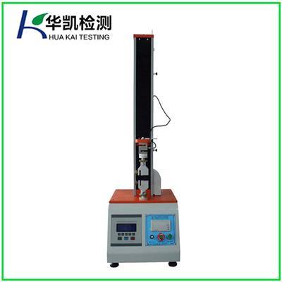 华凯 单柱式微机控制塑料拉力测试机 HK-309
