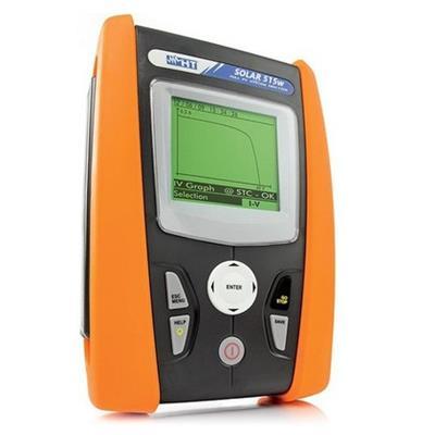 意大利HT 单相太阳能光电系统性能和I-V曲线测试仪SOLAR 515w