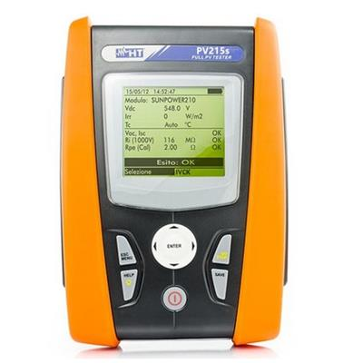 意大利HT 太阳能电池快速检测仪PV215s