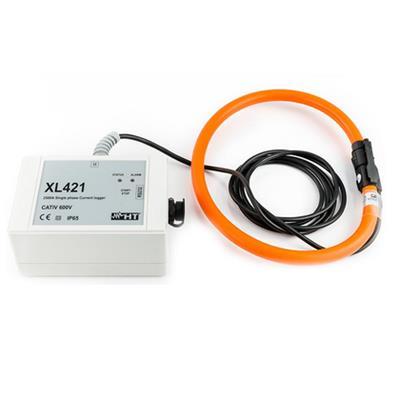 意大利HT 单相电流参数数据记录仪XL421