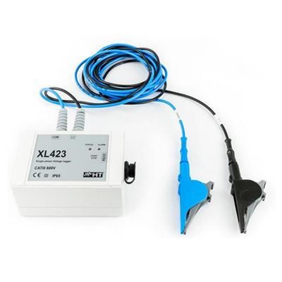 意大利HT 单相电压参数数据记录仪XL423