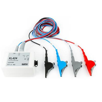 意大利HT 三相电压参数数据记录仪XL424