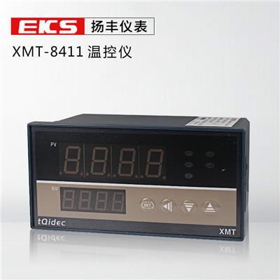扬丰仪表 智能温控器,XMT-8411控制器 温度控制器 温控仪表