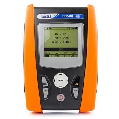 意大利HT 通用型电气安全多功能测试仪COMBI421