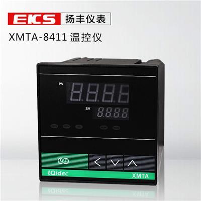 扬丰仪表 智能PID温控仪,长款XMTA-8411温控表万能输入温控器