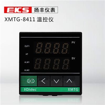 扬丰仪表 智能PID温控仪,长款XMTG-8411温控表万能输入温控器