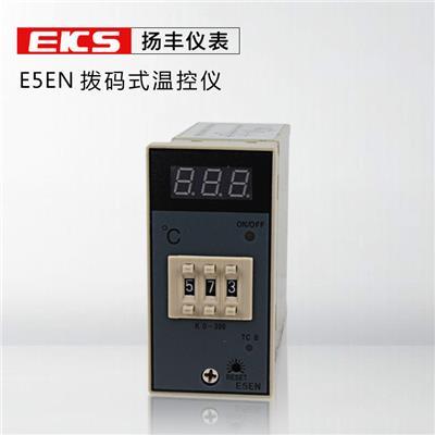 扬丰仪表 出口型温控表E5EN温控器 拨码式调节温控仪