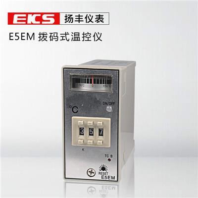扬丰仪表 温度仪表 E5EM 数字式 温控仪