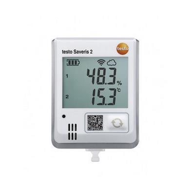 德国德图TESTO 无线数据记录仪:带显示,可外接2个NTC温度探头 testo Saveris 2-T2 - 订货号  0572 2032