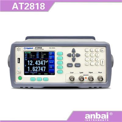 安柏anbai 安柏正品 AT2818精密LCR数字电桥