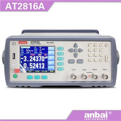 安柏anbai 供应LCR数字电桥/LCR测量仪AT2816A