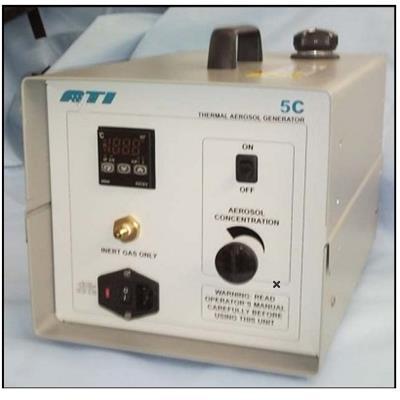 日本加野麦克斯 气溶胶发生器 TDA-5C