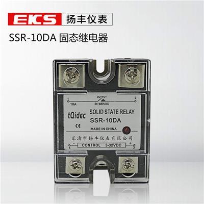 扬丰仪表 固态继电器 SSR-10DA