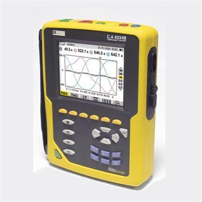 法国CA8334B电能质量分析仪