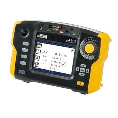 法国CA CA6117多功能电气装置测试仪