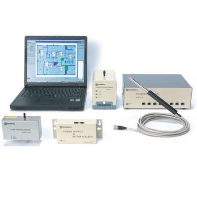 日本加野麦克斯 新型超净间监视系统3793