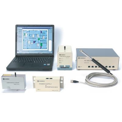 日本加野麦克斯 新型超净间监视系统3794