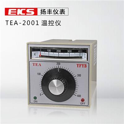 扬丰仪表 指针式温度调节仪TEA-2001温控仪温控器