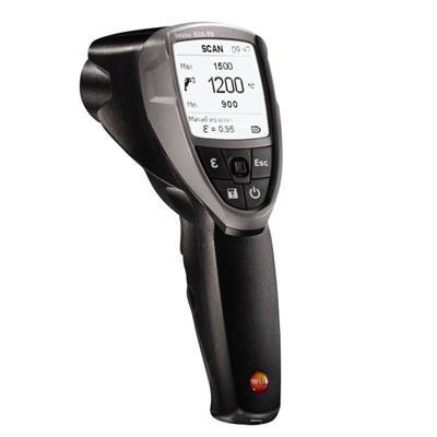 德国德图TESTO 红外高温测温仪 testo 835-T2 - 订货号  0560 8352