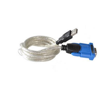 海尔帕 USB转通用串口线 (线长:1.8m)RS232