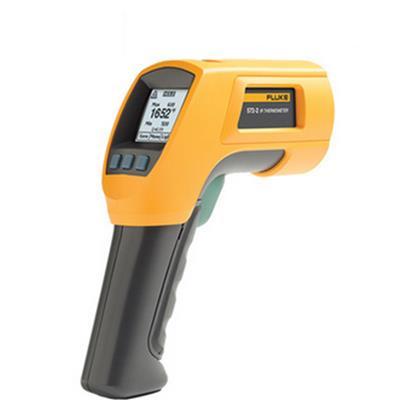 美国福禄克FLUKE FLUKE572-2/FLUKE572 高温红外测温仪 -30 °C 至 900 °C