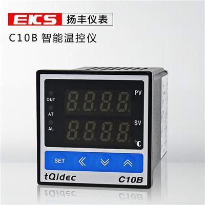 扬丰仪表 智能温控仪C10B高精度220V数字可调节温度控制器