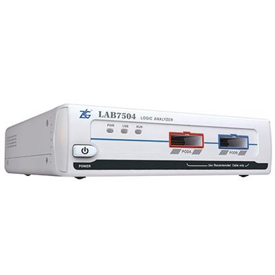 致远电子 旗舰型逻辑分析仪LAB7504