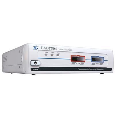 致远电子 旗舰型逻辑分析仪LAB6052