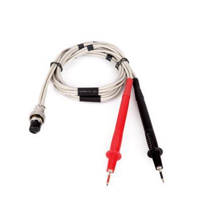 海尔帕 纯银表笔测试线(毫欧表、直流低电阻测试仪专用)HPS25002B