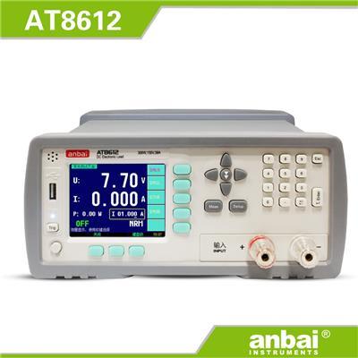安柏anbai 直流电子负载AT8612