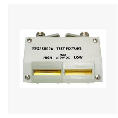 海尔帕 径向元件测试夹具(不折弯式直插式元件专用)HPS28002A