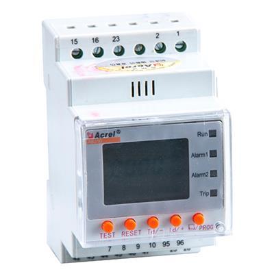 安科瑞  ASJ系列数字式量度继电器ASJ10-AV3
