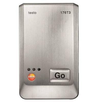 德国德图TESTO 温度记录仪 testo 176 T3 - 订货号  0572 1763