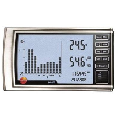 德国德图TESTO 数字式温湿度记录仪 testo 623 - 订货号  0560 6230